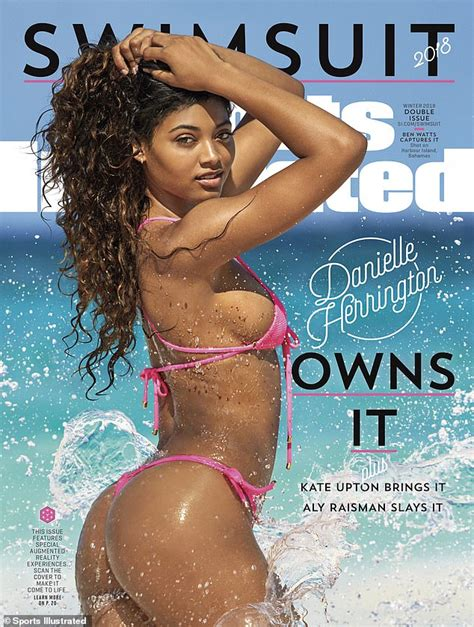 Beyonce On Cover Of Si Swimsuit Issue by Danielle Herrington Covers Sports Illustrated Swimsuit
