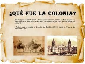 la 233 poca colonial