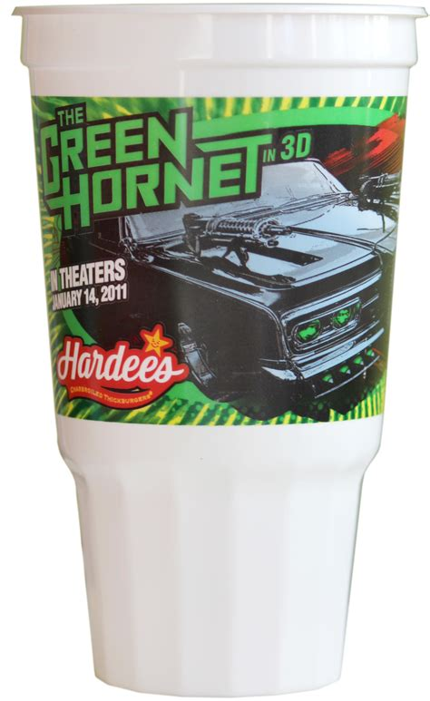 Hardee S Gift Card Balance - carl s jr and hardee s offer chance to win black beauty car from quot the green hornet