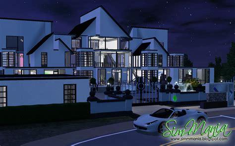 fidji 187 sims 3 modern houses house plans pinterest modern homes for sims 3 joy studio design gallery best