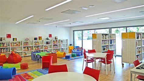 imagenes para bibliotecas escolares decorando una biblioteca infantil