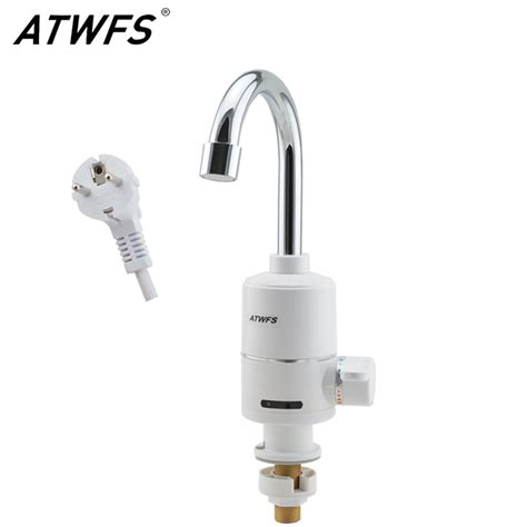 Instant Water Faucets by Get Cheap Electric Faucet Aliexpress Alibaba