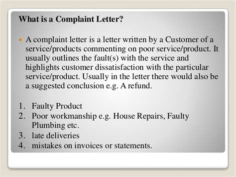 Complaint Letter Transport Service How To Write A Complaint Letter To An Airline