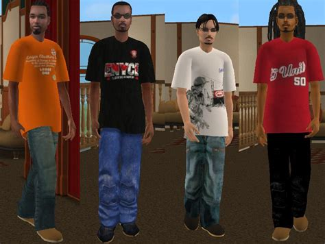 sims 3 urban clothes mod the sims lovejones urban collection 2
