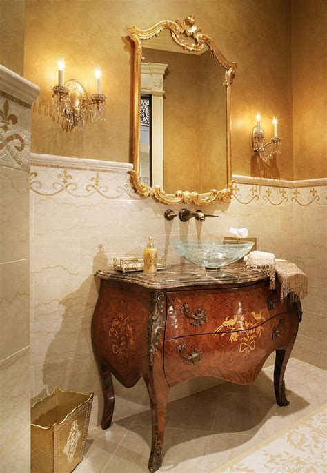 Baroque Bathroom Mirror Mirrors Decorative Mirrors And Carved Italian Mirrors