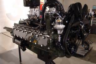 Cadillac Sixteen Engine General Motors Heritage Center Tour Part 1 Auto