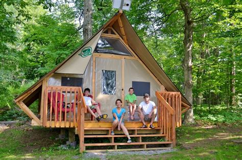 1000 Islands Cabins by Otentiks On Mountain Tops Thousand Islands National Park