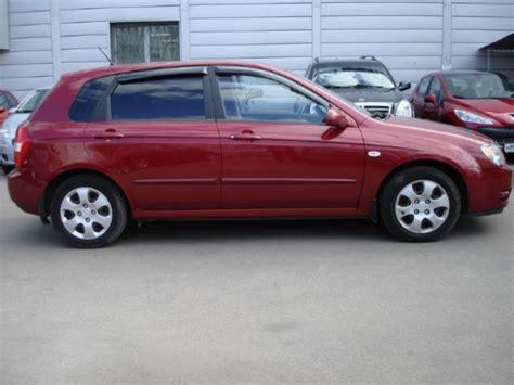 2006 Kia Cerato Review 2006 Kia Cerato Pictures 1 6l Gasoline Ff Automatic
