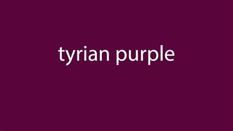 tyrian purple tyrian purple opinions on tyrian purple tyrian purple