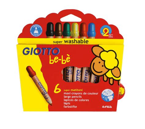 Lyra Ferby Neon 6 Pcs giotto be b 200 crayons de couleur maxi giotto