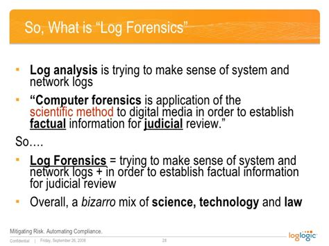 oracle incident response and forensics preparing for and responding to data breaches books logs for incident response and forensics key issues for