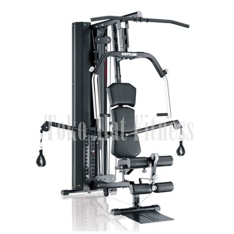 Pull Up Bar Pulley Pull Alat Fitness Alat Tulis kettler kinetic system w pulley toko alat fitness