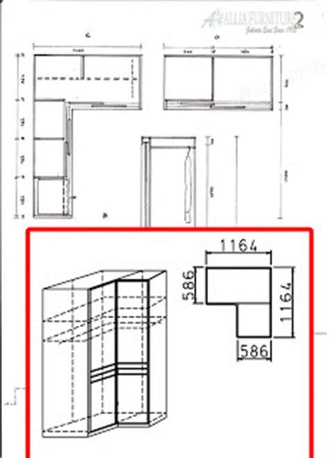 Rak Penyimpanan Model Sudut Pojok tentang lemari pakaian model sudut l allia furniture
