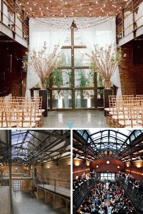 fall wedding venues in upstate new york nine industrial wedding venues in new york that are a must see
