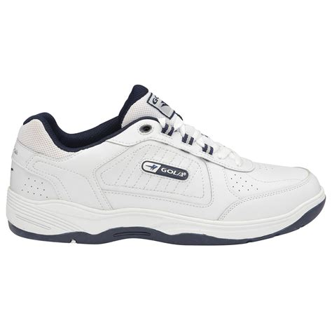 wide mens sneakers gola mens belmont wf wide fit sneakers trainers utjg269