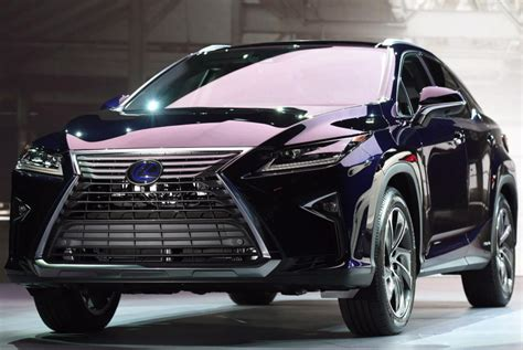 first lexus made lexus 2016 rx goes on sale 2017 2018 best cars reviews