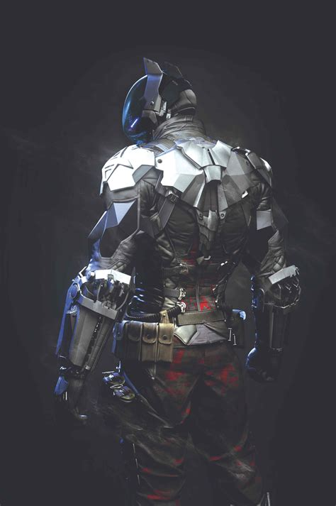 get one step closer to uncovering the arkham knight s