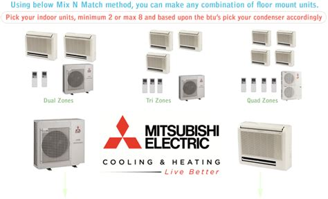 ductless mini split air conditioner system mini split air conditioning ac unit