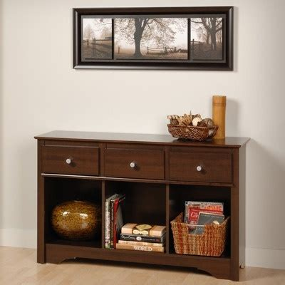 living room drawers living room 3 drawer console table