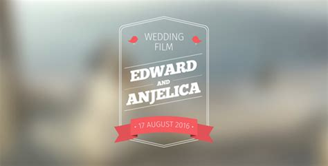 Wedding Title Animation by 5 Wedding Title Animation By Fenixua Videohive