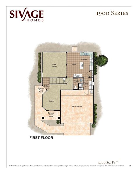 sivage homes floor plans sivage homes