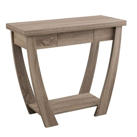 curved leg console table buy amire light oak curved leg contemporary sofa table at
