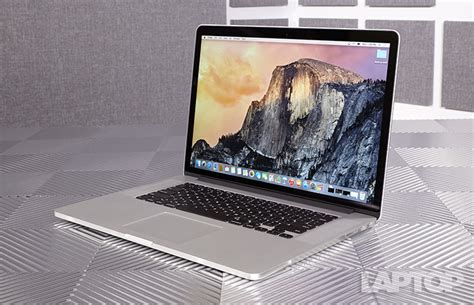 macbook pro technical specifications 2015 apple macbook pro 15 inch with retina 2015 full review