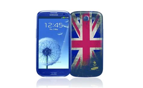Samsung S3 Limited Edition team great britain honored with limited edition galaxy s3