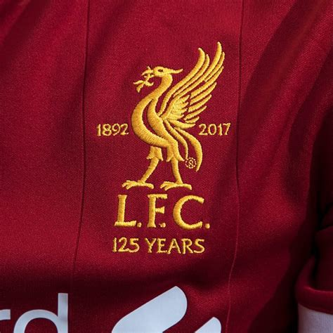 new year liverpool 2016 date photos liverpool unveil new home kit for 2017 18 season