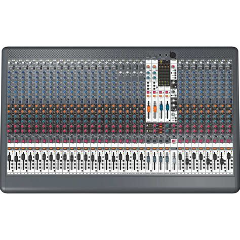 Audio Mixer Behringer 4 Channel behringer xenyx xl3200 mixer compare prices at foundem