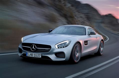 2016 mercedes amg gt information and photos