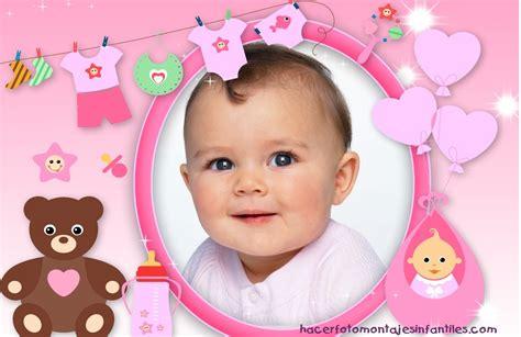 montajes y fotomontajes infantiles para ni os y bebes fotomontaje para nacimiento de bebas fotomontajes infantiles
