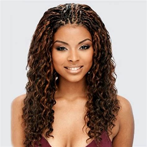 weave styles with twists in front african braided hairstyles for curly hair my style