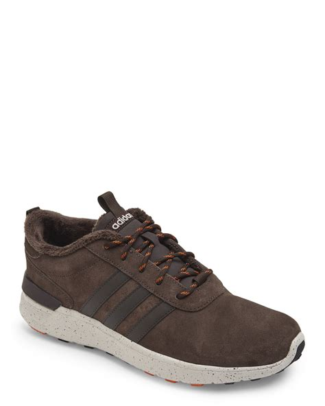Adidas Neo V Leather Grey Black adidas neo lite racer wtr grey sneakers
