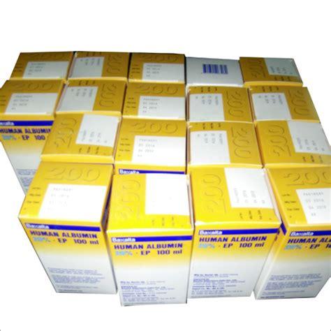 Albumin Human 25 100ml By Aquashop human albumin suppliers traders wholesalers