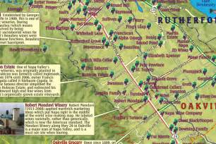 napa valley wine country franko s fabulous maps of