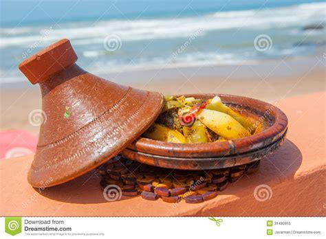 Tajine Dish fish tajine traditional moroccan dish royalty free stock photo image 31480915