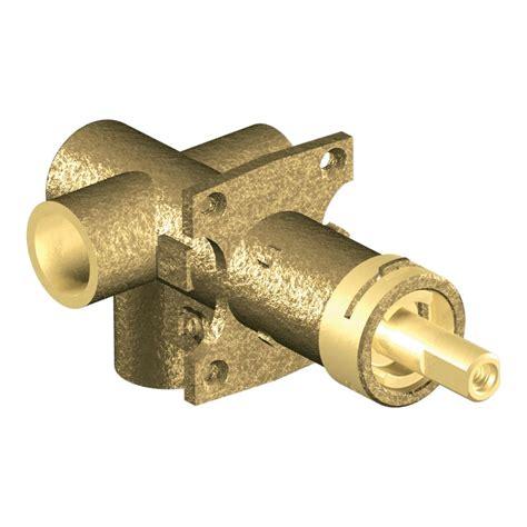 bathroom valves moen 3372 m pact three function shower transfer valve 1 2