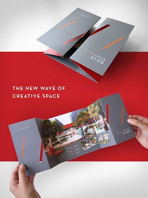 brochure design ideas cus 2100 creative brochure design graphic