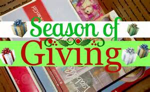 christmas donation holiday gift giving toy drive