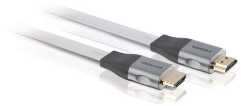 Kabel Hdmi Philips 3m philips ultraplatte hdmi kabel prijzen tweakers