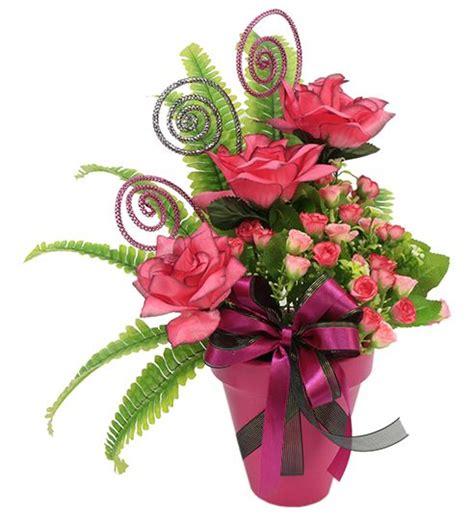 Arreglos De Flores Para 15 Aos | centro de mesa para xv a 241 os arreglo de flores color rosa