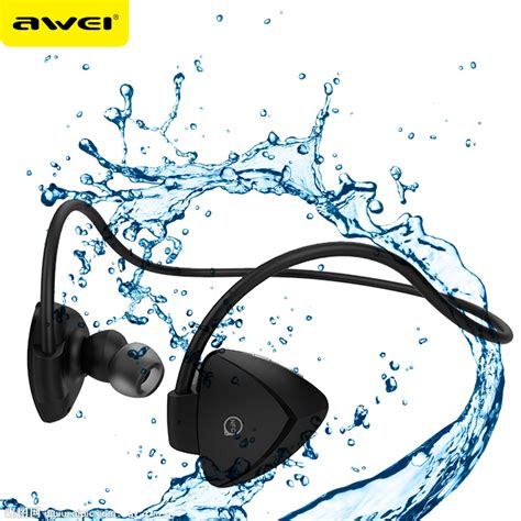 Promo Sport Bluetooth Earphone V4 1 Dengan Mic M H2 Ve 09o Keren waterproof bluetooth earphone with mic awei a840bl sport wireless earphones for iphone bluetooth