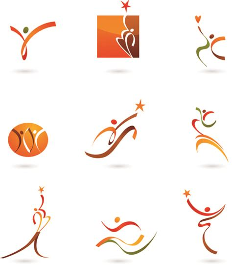 free sports logo templates sports for logo design vector 06 millions