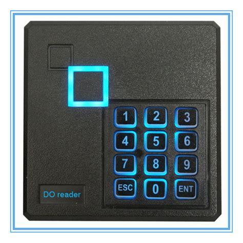 waterproof wiegand output keypad em mifare classic card reader d o rfid tag company