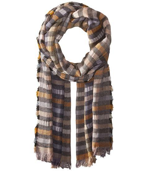 echo design bright stripes wrap scarf zappos free