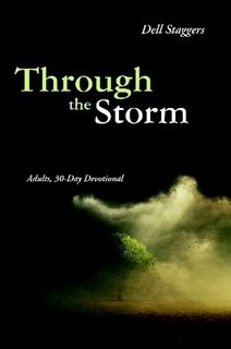 in the i easing through storms books through the 30 day devotional provides a helping