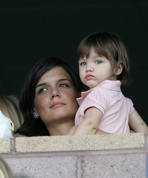 And Suri La Galaxy Vs Chelsea suri cruise photos at the la galaxy vs