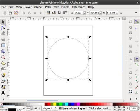 desain jam dinding dengan coreldraw tutorial desain jam dinding inkscape damaru studio