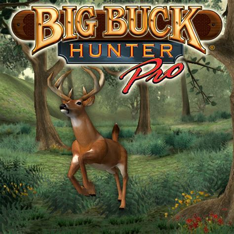 buck hunters big buck arcade heroes